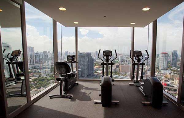 Ashton-Morph-38-Bangkok-condo-for-sale-fitness