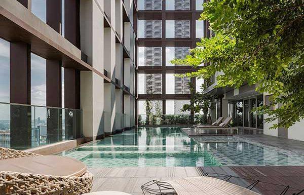 Ashton-Morph-38-Bangkok-condo-for-sale-swimming-pool